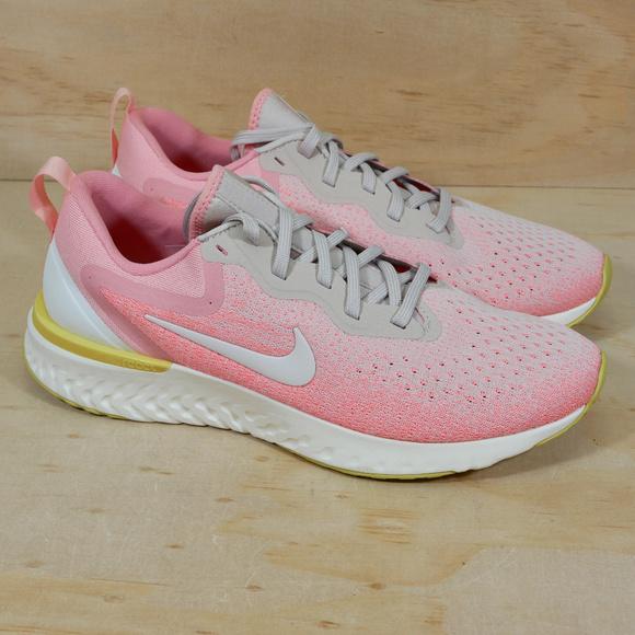 Nike Odyssey React Women/'s Running Shoes Desert Pink Size 9 New AO9820-002